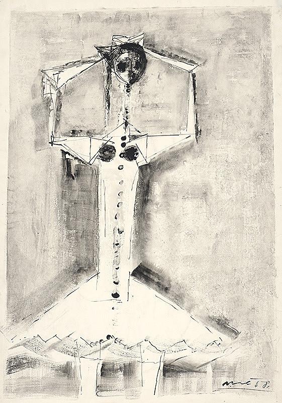 Marián Čunderlík – Sediaca nevesta