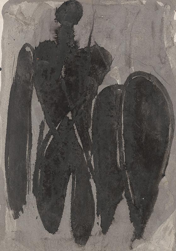 Milan Paštéka - Figurálny motív