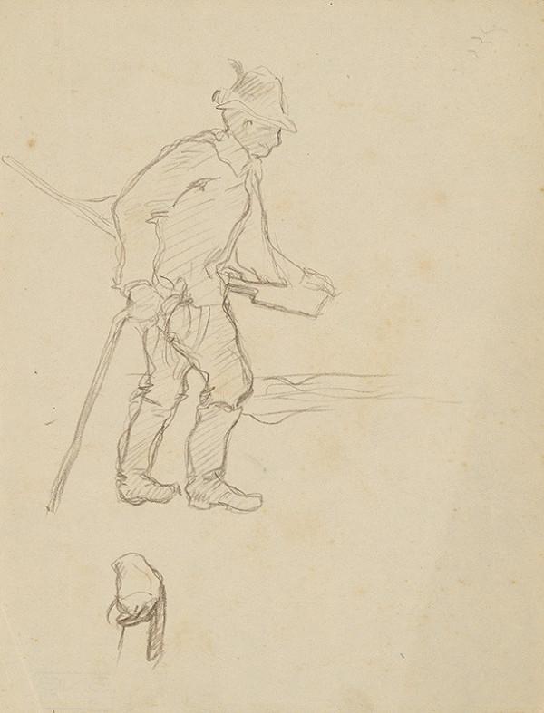 Július Koreszka – Poľovník