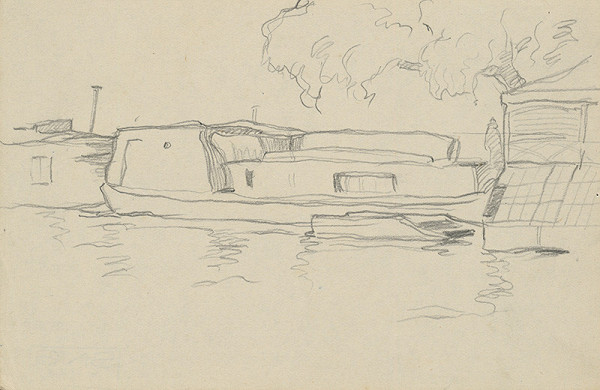 Július Koreszka – Pri rieke