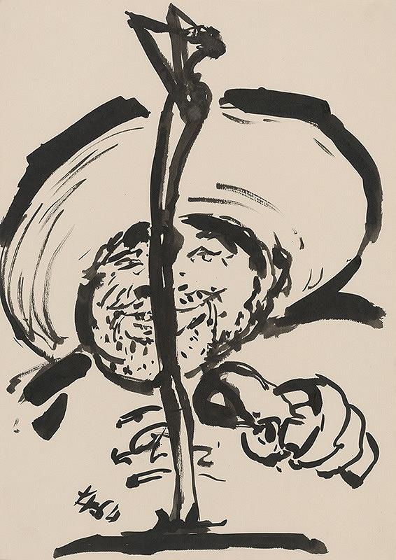 Ľubomír Kellenberger - Don Quijote I.