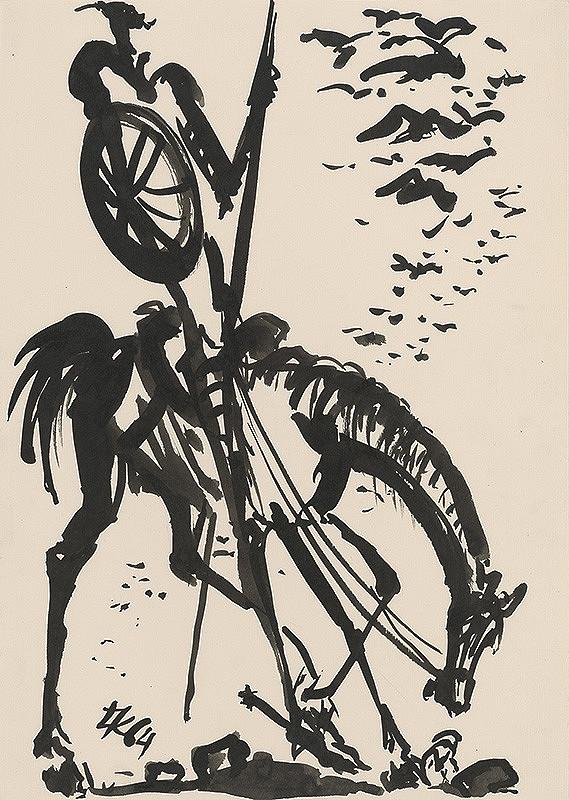 Ľubomír Kellenberger - Don Quijote
