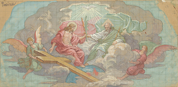 Jozef Hanula – Božská trojica