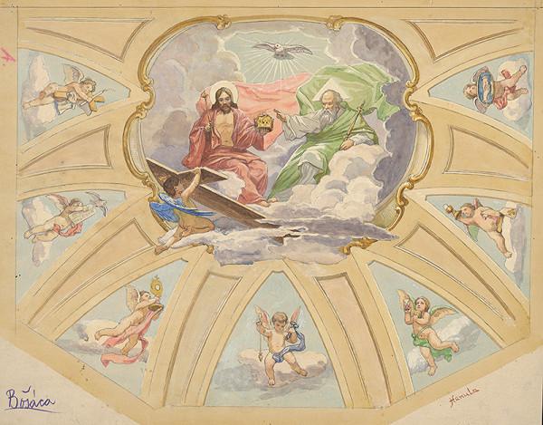 Jozef Hanula - Klenba Presbytéria v Bošáci