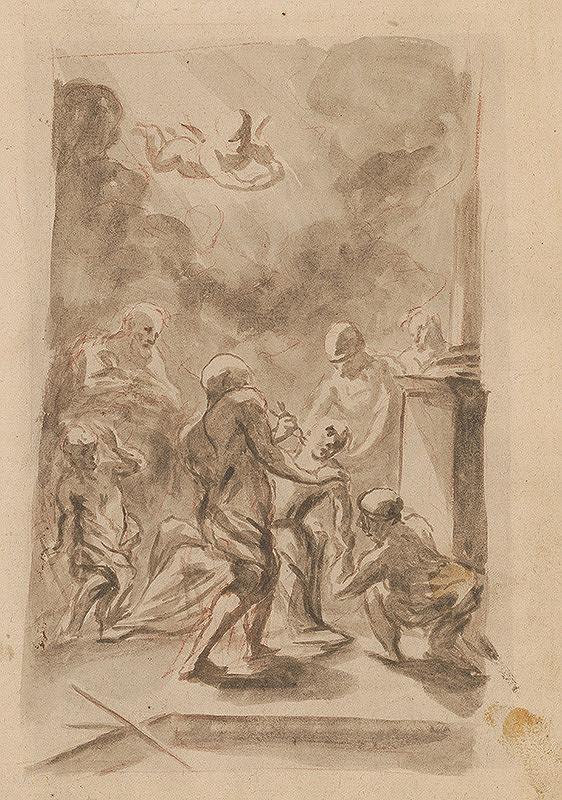 Stredoeurópsky maliar z 18. storočia - Smrť mučeníka