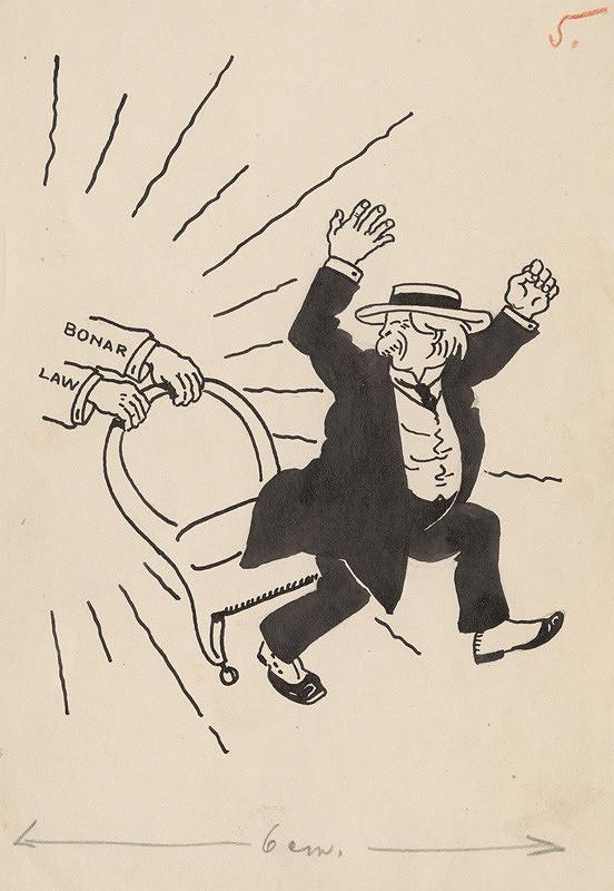 Andrej Kováčik – Satirická kresba V. Kresba pre humoristický časopis