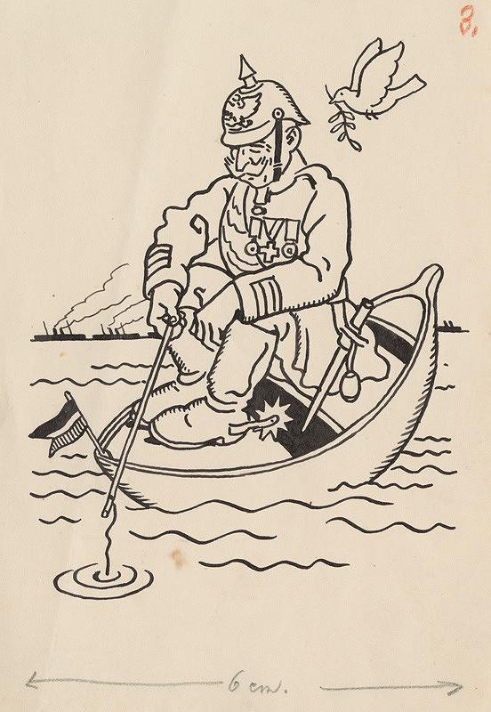 Andrej Kováčik – Satirická kresba III.
