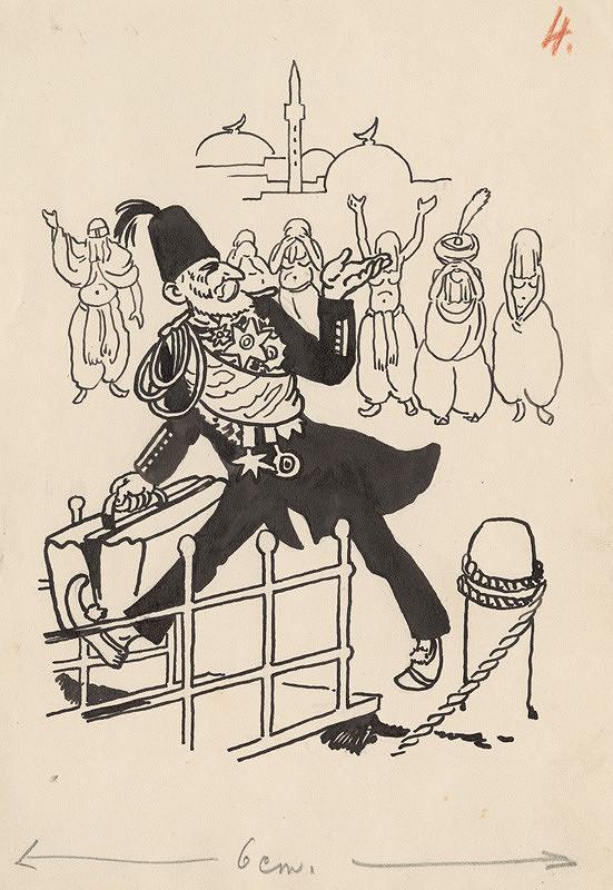 Andrej Kováčik – Satirická kresba IV.