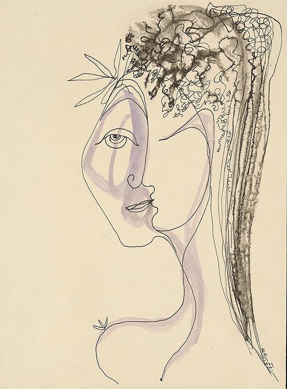 Mária Želibská – Dievča