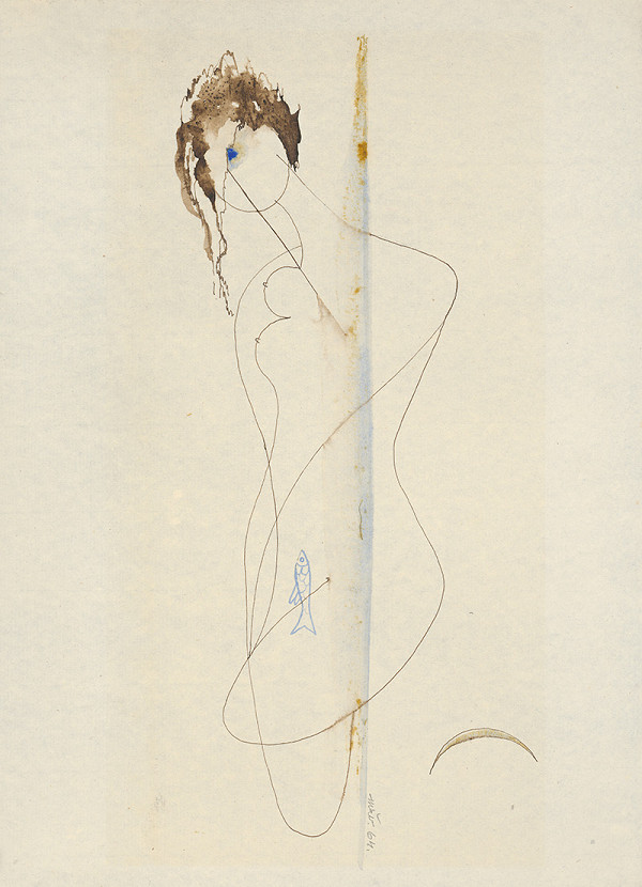 Mária Želibská – Utopená