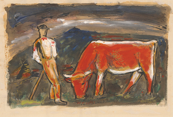 Mikuláš Galanda - Pastier