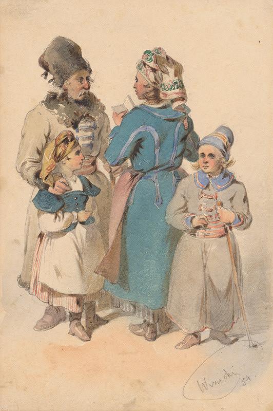 Friedrich Carl von Scheidlin - Stretnutie