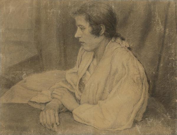 Janko Alexy - Štúdia ženy