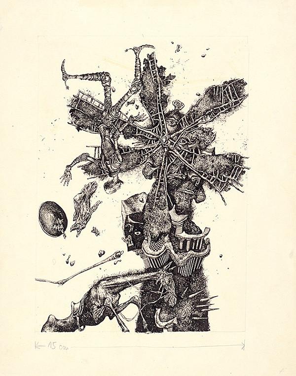Albín Brunovský - Don Quijote 4.