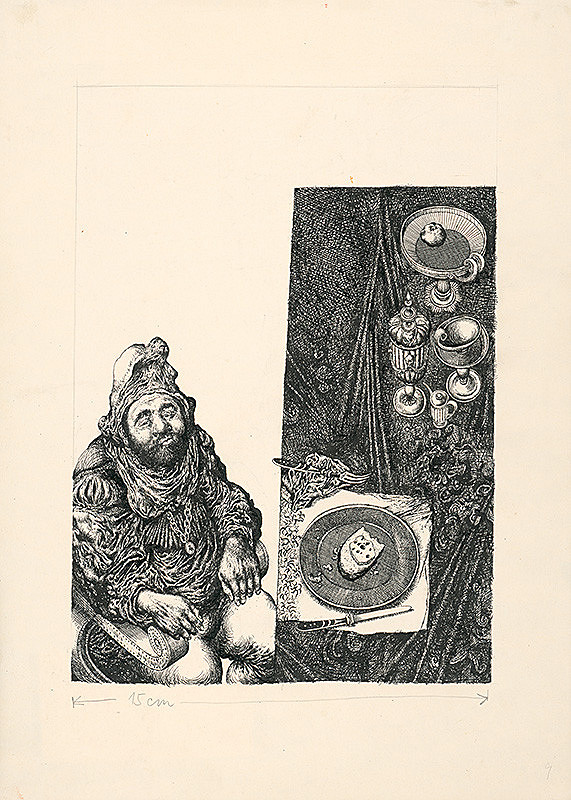 Albín Brunovský - Don Quijote 8.
