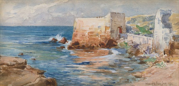 Felicián Moczik – Pevnosť pri mori