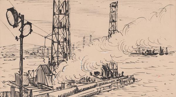 Eugen Nevan – Morská veža
