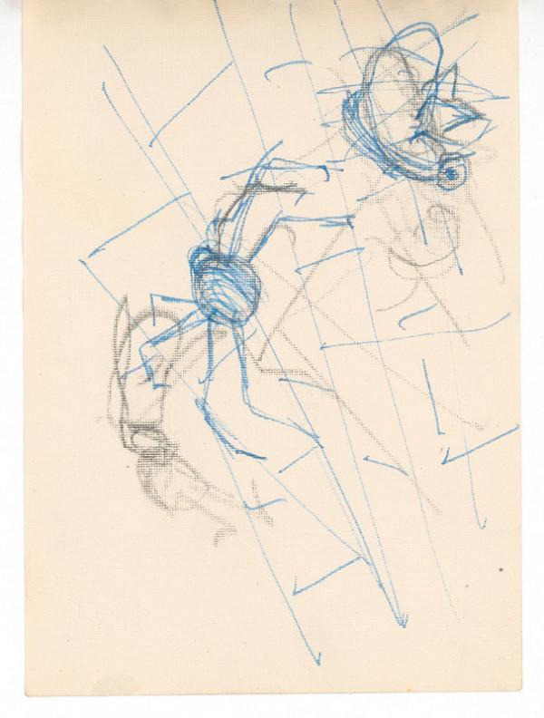 Ernest Špitz – Pavúky