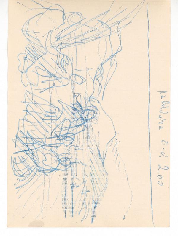 Ernest Špitz – Figurálny motív