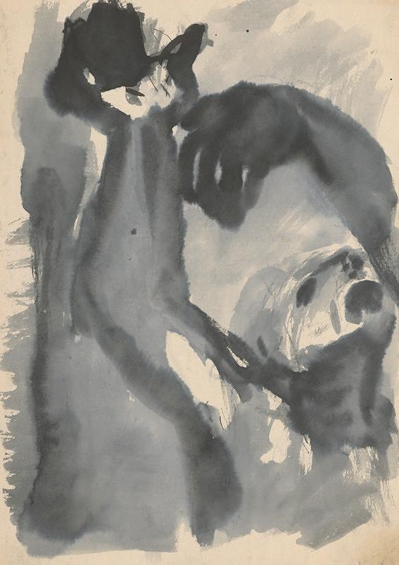 Ernest Špitz - Ruky