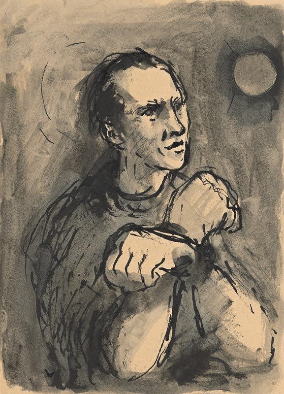 Ernest Špitz - V putách