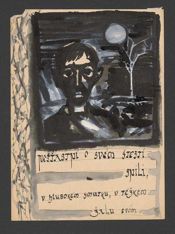 Ernest Špitz – Nešťastní o svém štěstí snili...I.