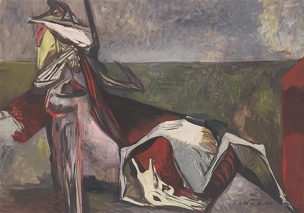 Vincent Hložník - Mŕtve zviera