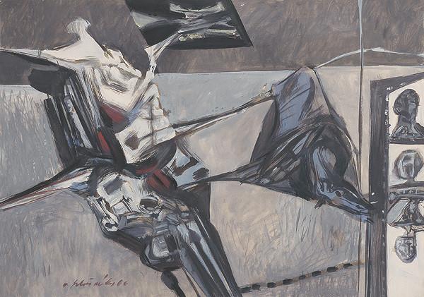 Vincent Hložník – Biela figúra