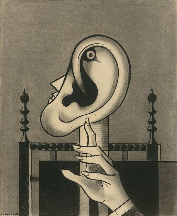 Ladislav Guderna – Portrét T.S. z kúpeľa