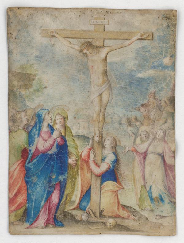 Stredoeurópsky maliar zo 17. storočia - Ukrižovanie