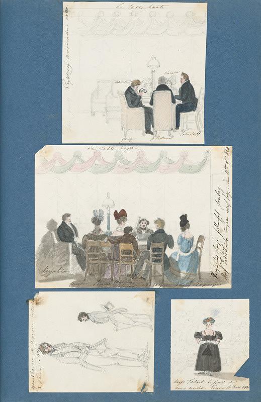Henriette Odescalchi – Knieža Metternich na návšteve rodiny Zichy Ferraris v Prešporku. Scény zo života rodiny