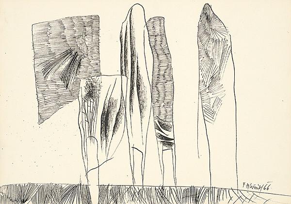 Ferdinand Hložník - Zahalený plášťom