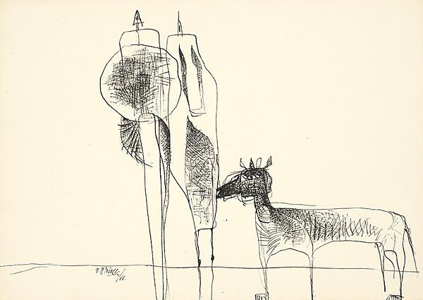 Ferdinand Hložník - So psom