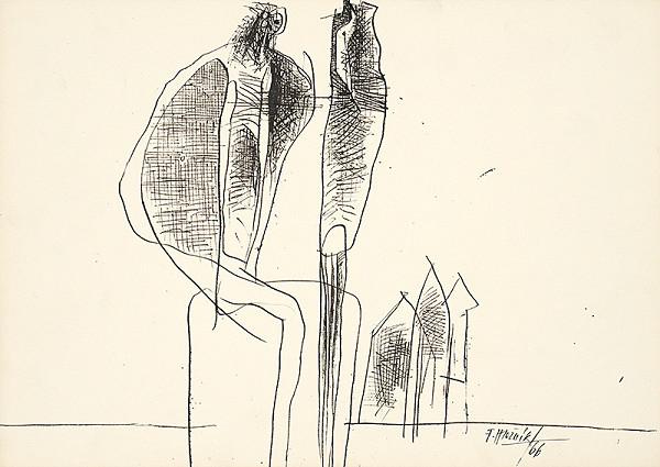 Ferdinand Hložník - Kresba I.