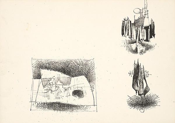 Ferdinand Hložník - Kresba IV.
