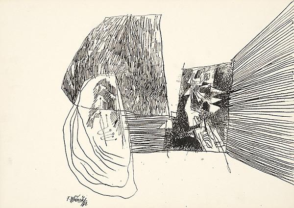 Ferdinand Hložník - Kresba VI.