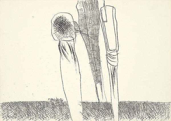 Ferdinand Hložník - Kresba VII.
