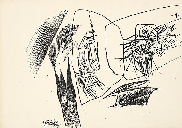 Ferdinand Hložník – Kresba VIII.