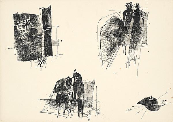 Ferdinand Hložník – Kresba XI.