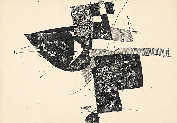 Ferdinand Hložník - Kresba XV.