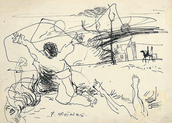 Ferdinand Hložník - Nešťastie