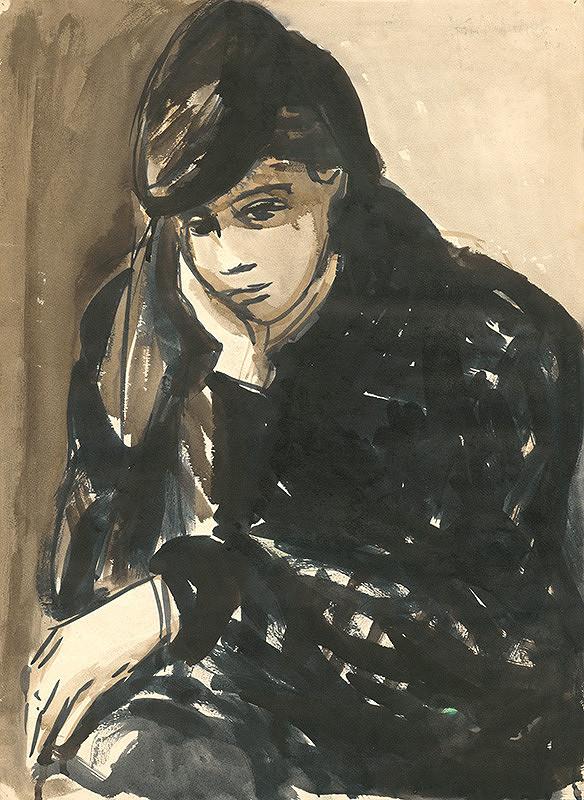 Ján Mudroch - Portrét II.