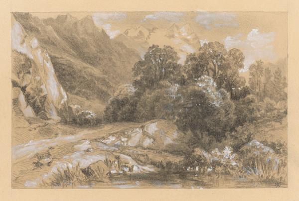 Jan Novopacký – Horský chodník