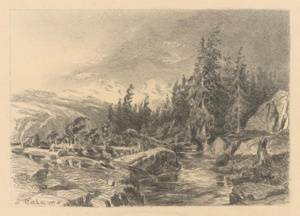 Jan Novopacký – Búrka