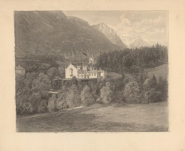 Jan Novopacký - Panská kúria v horách