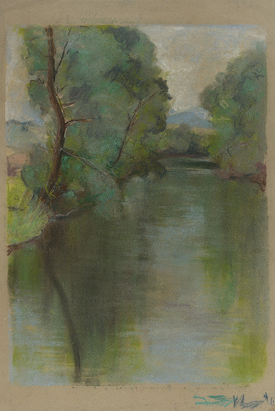 Zolo Palugyay - Tichá riečka