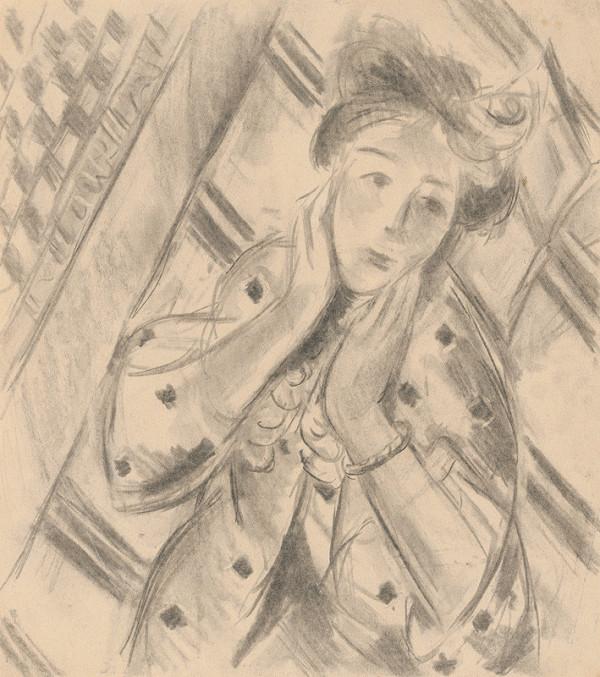 Eugen Nevan – Exotický portrét