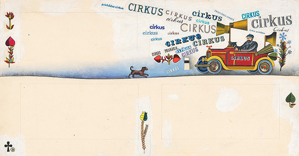 Michal Studený - Cirkus sa práve začína