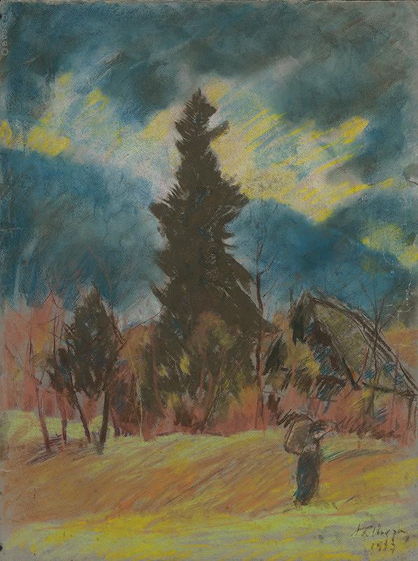 Zolo Palugyay - Pred búrkou