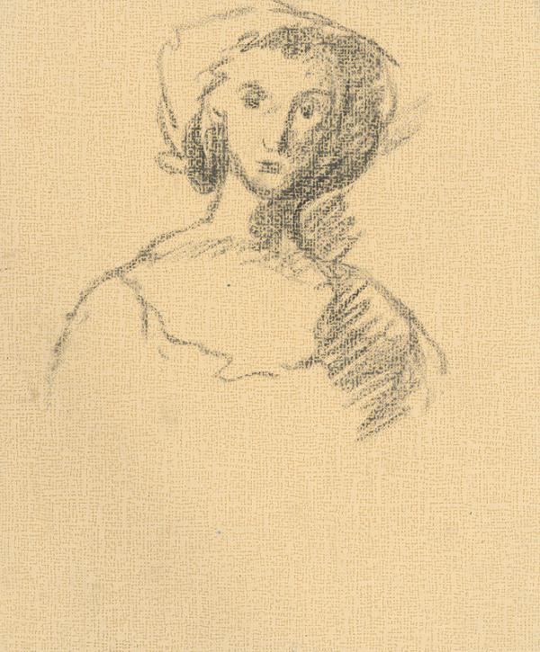 Eugen Nevan - Portrétna štúdia